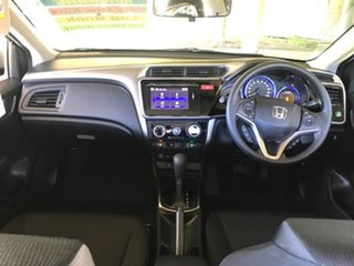 2015 Honda City GM MY16 VTi Silver 1 Speed Constant Variable Sedan