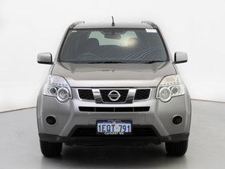 2010 Nissan X-Trail T31 MY10 ST (4x4) Grey 6 Speed CVT Auto Sequential Wagon.