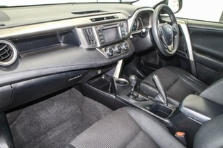 2013 Toyota RAV4 ZSA42R GX (2WD) Silver Pearl Continuous Variable Wagon