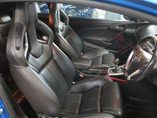 2015 Holden Astra PJ MY16 VXR Blue 6 Speed Manual Hatchback