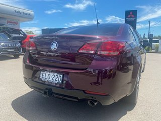2015 Holden Calais VF MY15 V Burgundy 6 Speed Sports Automatic Sedan