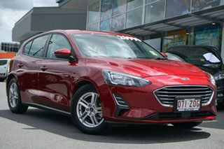 2019 Ford Focus SA 2019.25MY Ambiente Red 6 Speed Automatic Hatchback.