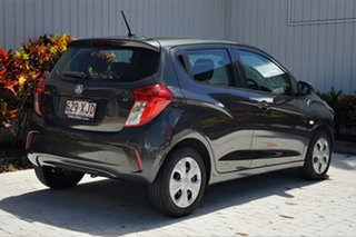 2017 Holden Spark MP MY17 LS Son of a Gun Grey 5 Speed Manual Hatchback