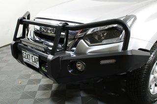 2019 Isuzu D-MAX MY19 LS-M Crew Cab Titanium Silver 6 Speed Sports Automatic Utility.