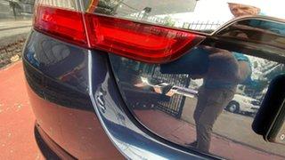 2012 Jaguar XF X250 MY12 Luxury Blue 8 Speed Sports Automatic Sedan