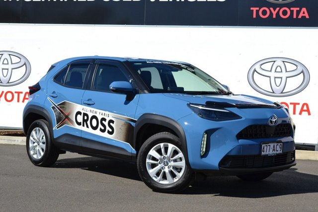 Demo Toyota Yaris Cross Warwick, Yaris Cross GXL 1.5L Petrol Auto CVT Hatch 4093200 001