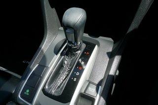 2016 Honda Civic 10th Gen MY16 VTi-LX Silver 1 Speed Constant Variable Sedan
