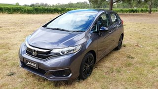 2020 Honda Jazz GF MY21 Limited Edition Modern Steel 1 Speed Automatic Hatchback
