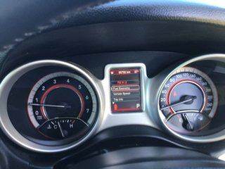 2014 Fiat Freemont JF Base Red 6 Speed Automatic Wagon