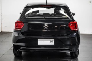 2020 Volkswagen Polo AW MY21 70TSI DSG Trendline Black 7 Speed Sports Automatic Dual Clutch.