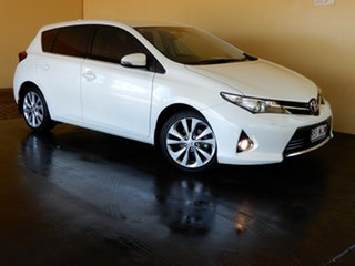 2014 Toyota Corolla ZRE182R Levin ZR White 7 Speed CVT Auto Sequential Hatchback