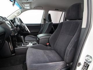 2014 Toyota Landcruiser Prado KDJ150R MY14 GXL (4x4) White 5 Speed Sequential Auto Wagon