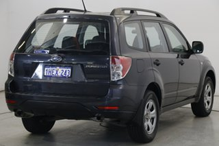 2008 Subaru Forester S3 MY09 X AWD Grey 5 Speed Manual Wagon