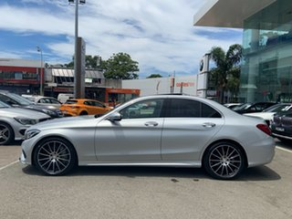 2016 Mercedes-Benz C250 205 MY16 Iridium Silver 7 Speed Automatic Sedan