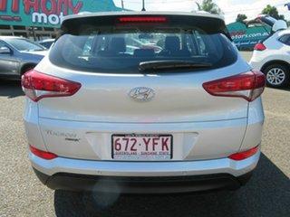 2018 Hyundai Tucson TL MY18 Active X 2WD Silver 6 Speed Sports Automatic Wagon