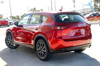 2020 Mazda CX-5 KF4WLA GT SKYACTIV-Drive i-ACTIV AWD Red 6 Speed Sports Automatic Wagon