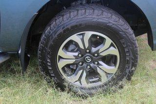 2016 Mazda BT-50 UR0YF1 XTR Blue 6 Speed Sports Automatic Utility