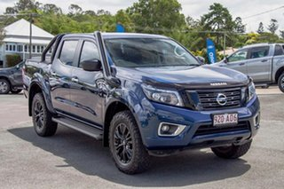 2019 Nissan Navara D23 S4 MY19 ST Blue 7 Speed Sports Automatic Utility