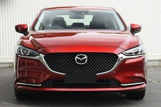 2020 Mazda 6 GL1033 Touring SKYACTIV-Drive Soul Red Crystal 6 Speed Sports Automatic Sedan