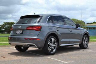 2017 Audi Q5 FY MY17 TFSI S Tronic Quattro Ultra Sport Grey 7 Speed Sports Automatic Dual Clutch.