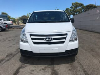 2017 Hyundai iLOAD TQ3-V Series II MY17 Crew Cab White 5 Speed Automatic Van