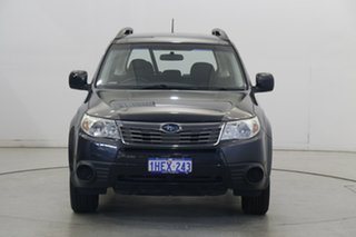 2008 Subaru Forester S3 MY09 X AWD Grey 5 Speed Manual Wagon.