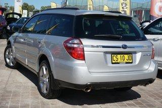 2007 Subaru Outback B4A MY07 Luxury AWD Silver 4 Speed Sports Automatic Wagon