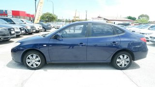 2008 Hyundai Elantra HD SX Blue 4 Speed Automatic Sedan