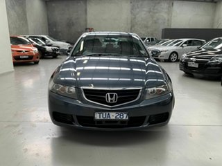 2005 Honda Accord Euro CL MY2006 Grey 5 Speed Automatic Sedan.