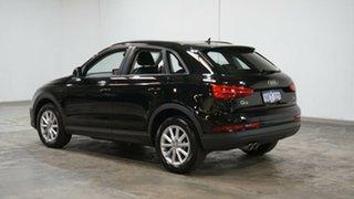 2017 Audi Q3 8U MY17 TDI S Tronic Quattro Black 7 Speed Sports Automatic Dual Clutch Wagon.