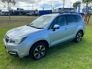 2017 Subaru Forester S4 MY17 2.5i-S CVT AWD Silver 6 Speed Constant Variable Wagon
