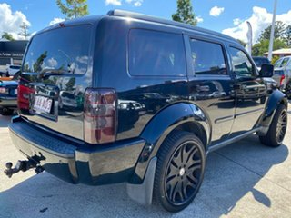 2007 Dodge Nitro KA MY07 SXT Black 5 Speed Sports Automatic Wagon