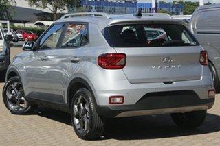 2020 Hyundai Venue QX.V3 MY21 Active Polar White 6 Speed Automatic Wagon.