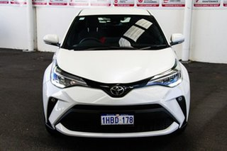2020 Toyota C-HR NGX10R S-CVT 2WD Crystal Pearl 7 Speed Constant Variable Wagon