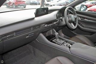 2020 Mazda 3 BP2HLA G25 SKYACTIV-Drive GT Silver 6 Speed Sports Automatic Hatchback