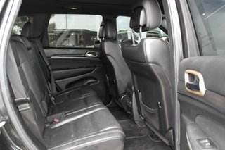 2013 Jeep Grand Cherokee WK MY2014 Overland Black 8 Speed Sports Automatic Wagon
