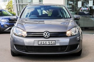 2009 Volkswagen Golf VI MY10 90TSI DSG Trendline Grey 7 Speed Sports Automatic Dual Clutch Hatchback