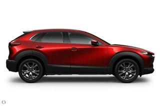 2020 Mazda CX-30 DM4WLA G25 SKYACTIV-Drive i-ACTIV AWD Astina Red 6 Speed Sports Automatic Wagon