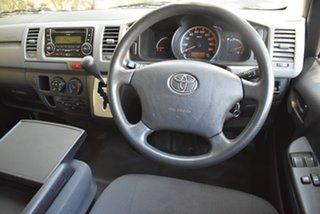 2012 Toyota HiAce KDH201R MY12 LWB White 4 Speed Automatic Van