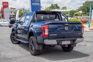 2019 Nissan Navara D23 S4 MY19 ST Blue 7 Speed Sports Automatic Utility.