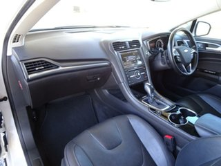 2015 Ford Mondeo MD Titanium White 6 Speed Sports Automatic Hatchback