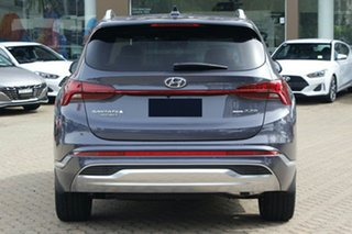 2020 Hyundai Santa Fe Tm.v3 MY21 Highlander DCT Lagoon Blue 8 Speed Sports Automatic Dual Clutch