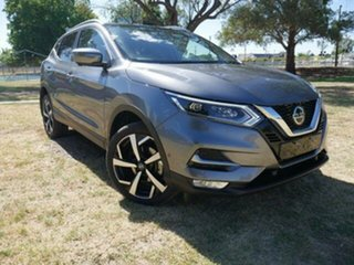 2020 Nissan Qashqai 2020 Nissan QASHQAI Ti (5YR) 4D WAGON 4CYL Grey Continuous Variable Wagon