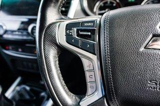 2017 Mitsubishi Triton MQ MY17 GLS Double Cab Grey 6 Speed Manual Utility