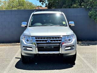 2020 Mitsubishi Pajero NX MY21 GLS Sterling Silver 5 Speed Sports Automatic Wagon
