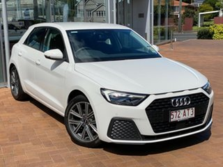 2020 Audi A1 GB MY21 30 TFSI Sportback S Tronic 7 Speed Sports Automatic Dual Clutch Hatchback.