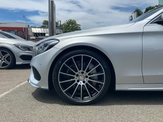 2016 Mercedes-Benz C250 205 MY16 Iridium Silver 7 Speed Automatic Sedan.