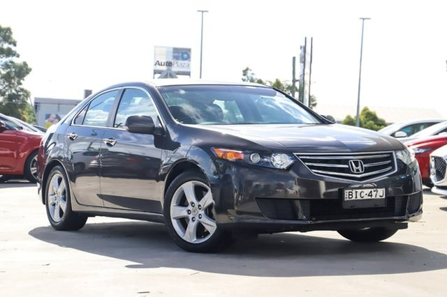 Used Honda Accord Euro CU Kirrawee, 2008 Honda Accord Euro CU Grey 5 Speed Automatic Sedan