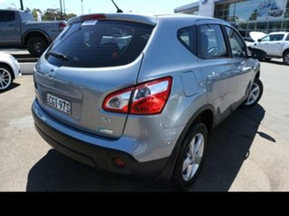 2011 Nissan Dualis J10 Series II ST (4x2) Grey 6 Speed CVT Auto Sequential Wagon