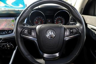 2015 Holden Ute VF MY15 SS V Ute Redline Hot House Green 6 Speed Manual Utility